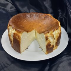 Basque Cheesecakes